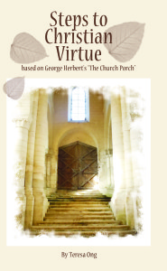 Steps to Virtue single cover graphic
